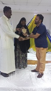 MoH Garissa Appreciation Award to MENTOR for Improving Healthcare Services