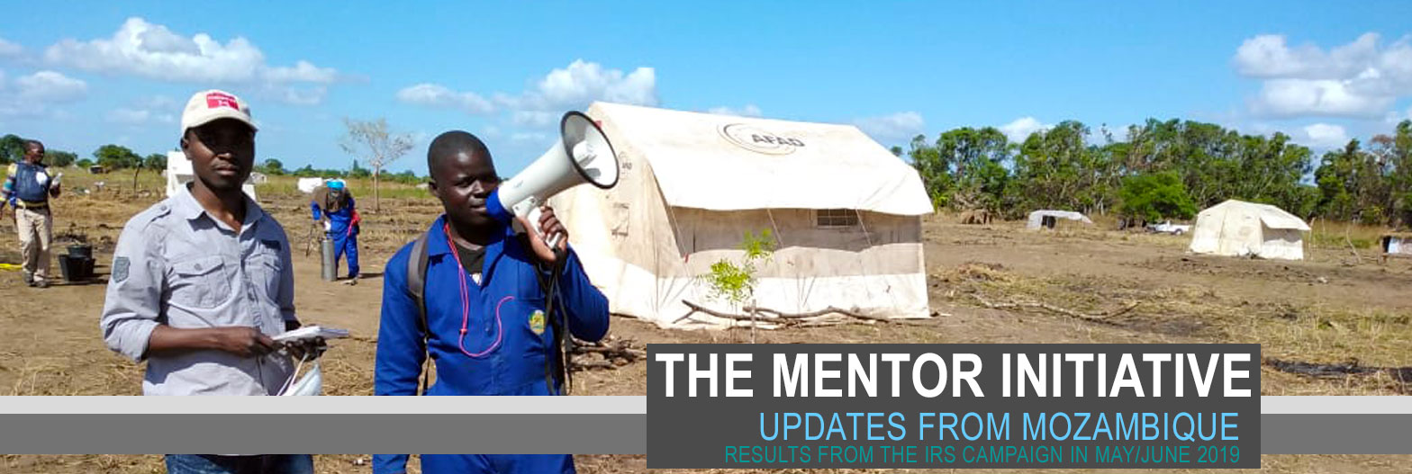 MENTOR IN MOZAMBIQUE UPDATE (JUNE 2019)