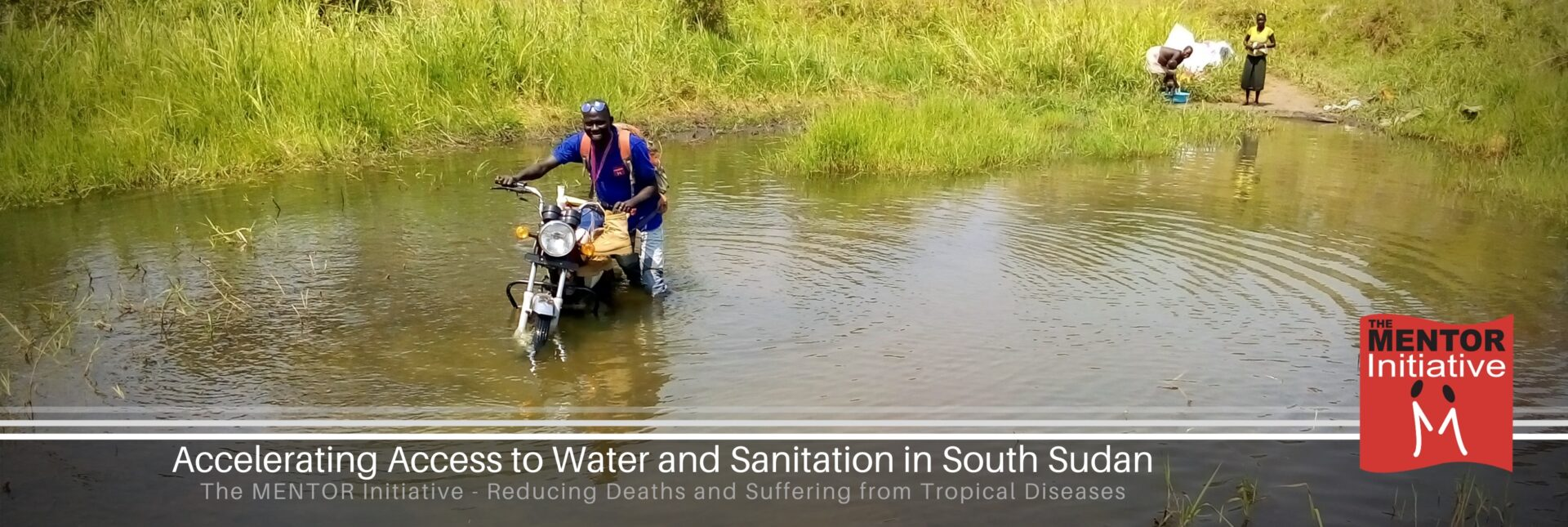 Accelerating Access to Water and Sanitation in South Sudan
